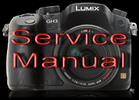 Thumbnail Panasonic Lumix DMC-GH3 Series Service Manual Repair Guide