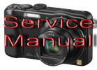 Thumbnail Panasonic Lumix DMC-TZ35 Service Manual & Repair Guide